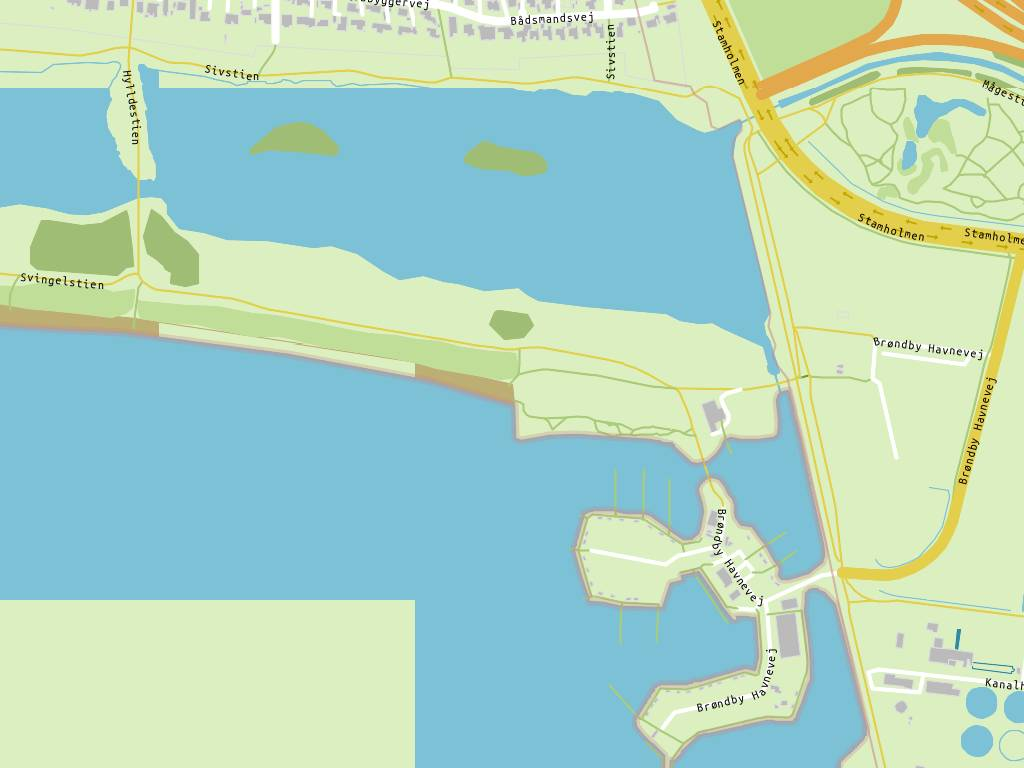 brøndby strand hovedstaden