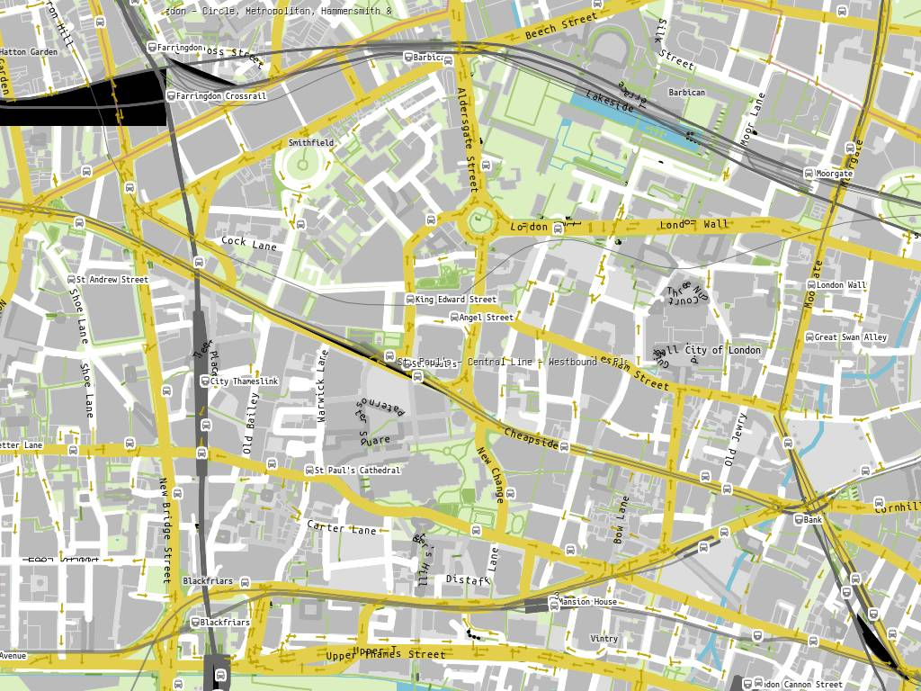 Cheapside City Of London